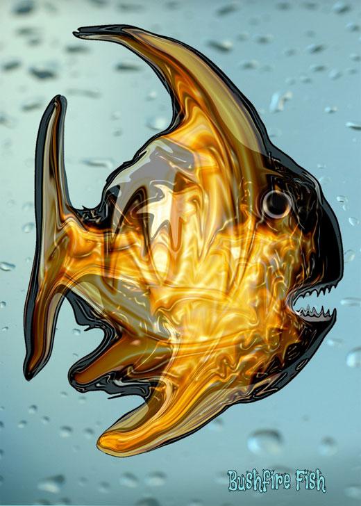 Bushfire Fish