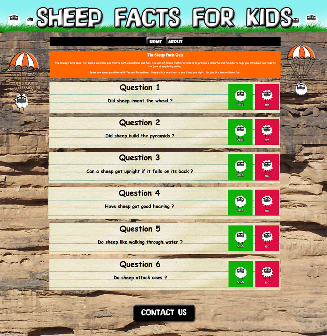 Sheep Facts For Kids